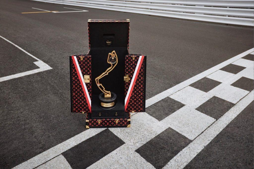 Louis Vuitton To Present  A Trophy Trunk To The 78th Monaco Formula 1 Grand Prix Winner