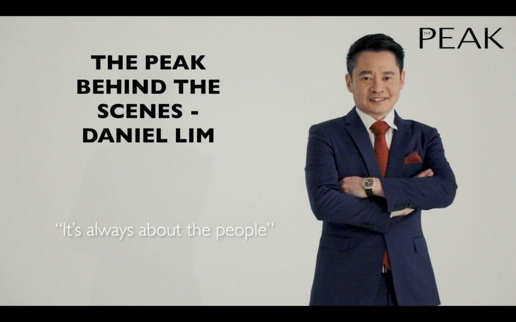 The Peak Behind The Scenes – Daniel Lim of Triterra