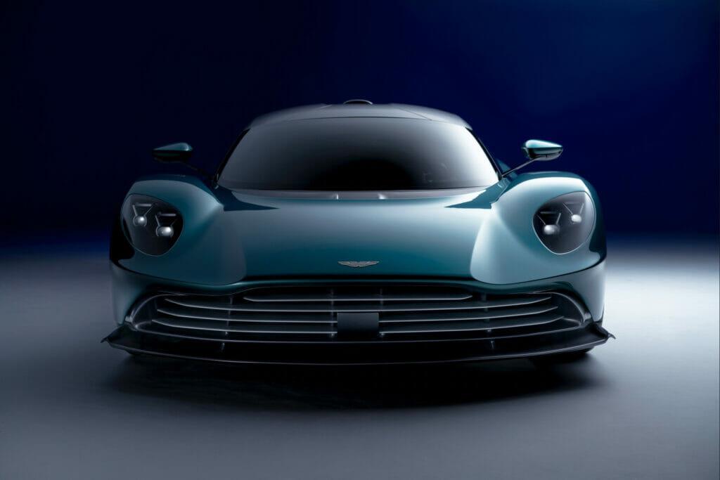 The Brand-New Aston Martin Valhalla Kickstarts the Company's EV Era!