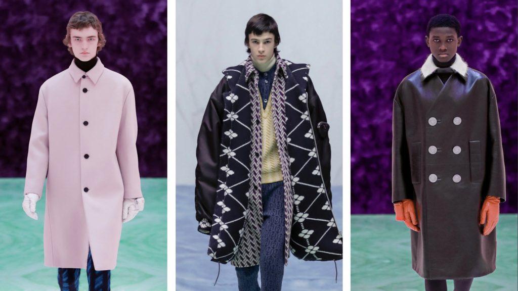 Fall Fashion Recap: Prada Fall/Winter 21