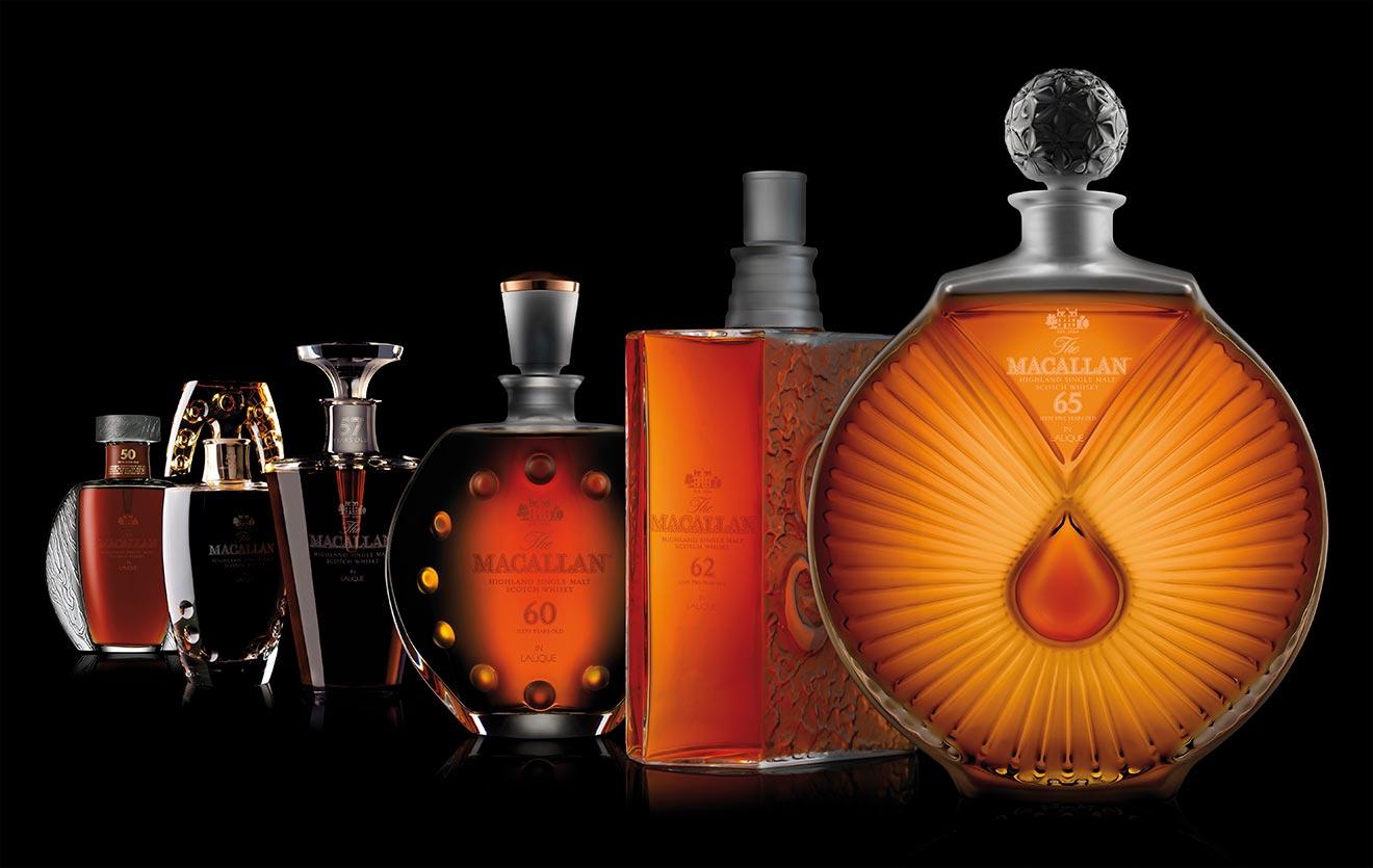 The Macallan Scotch