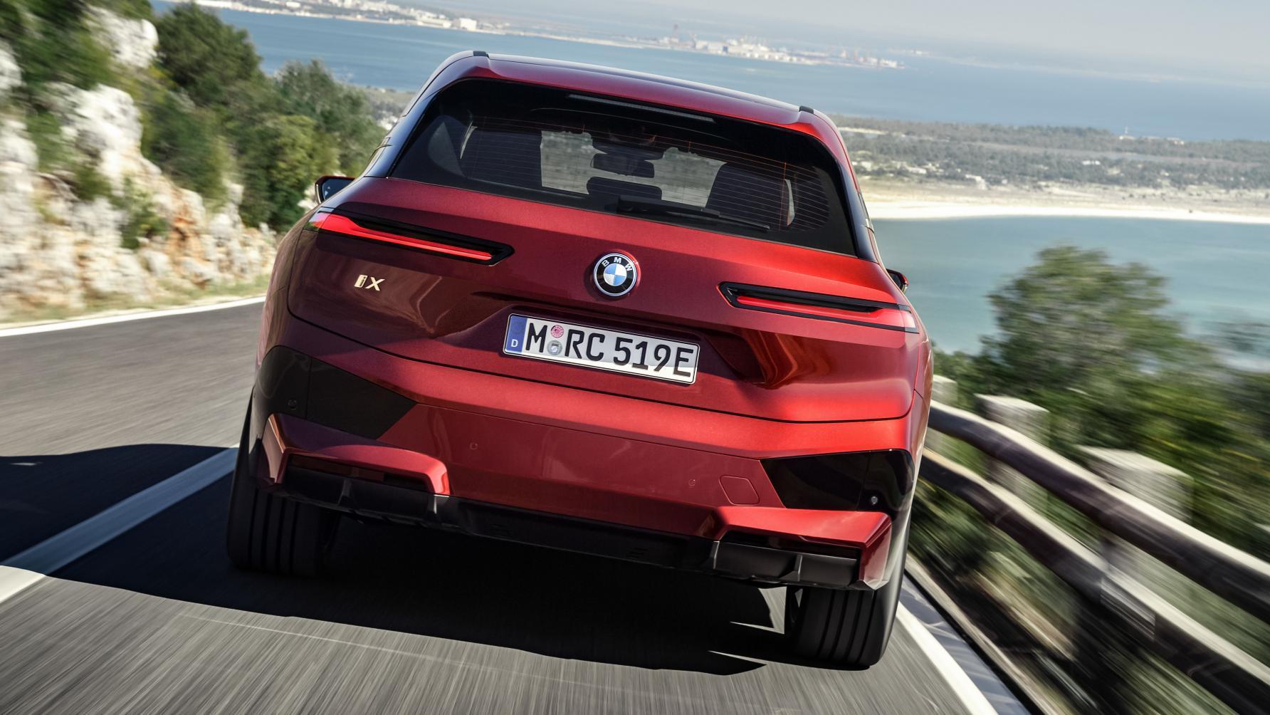 BMW iX Electric