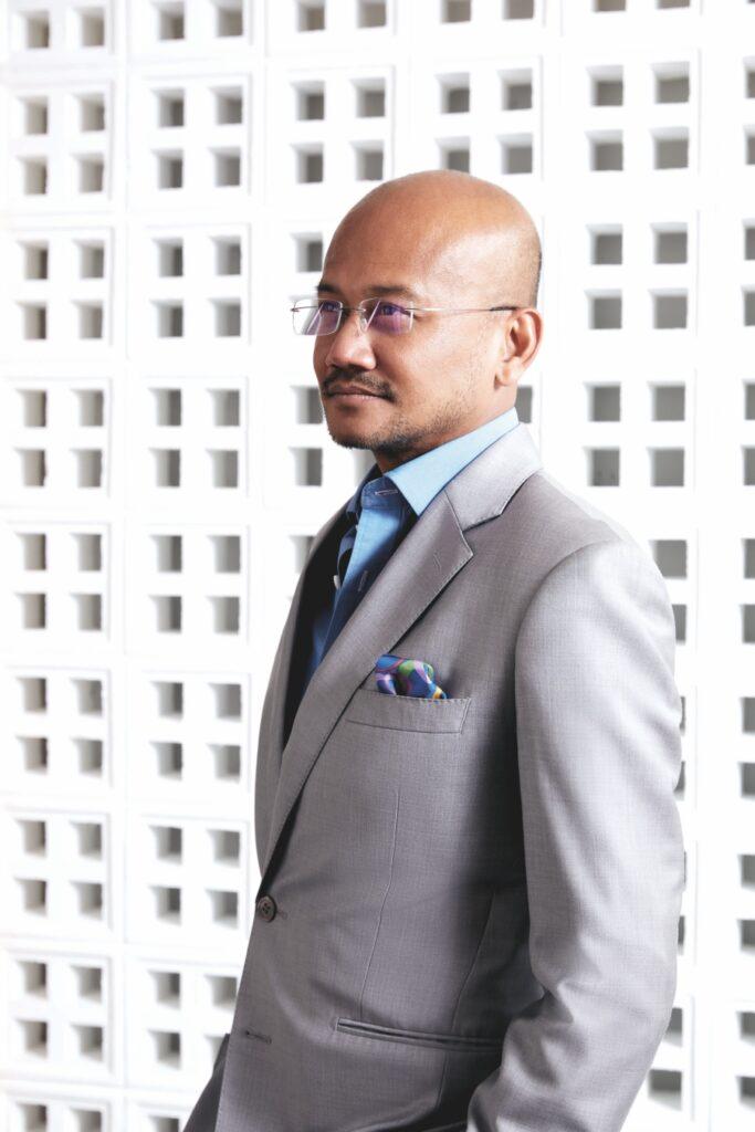 Co-founder and CEO of Naluri Azran Osman-Rani.