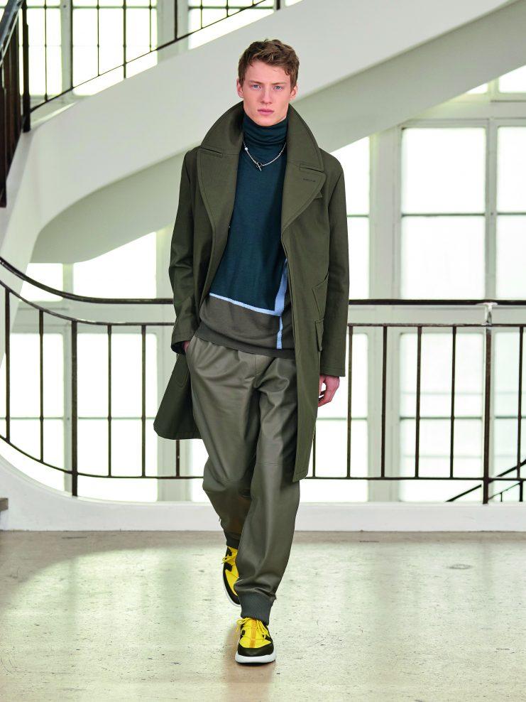 Hermes Menswear 2021