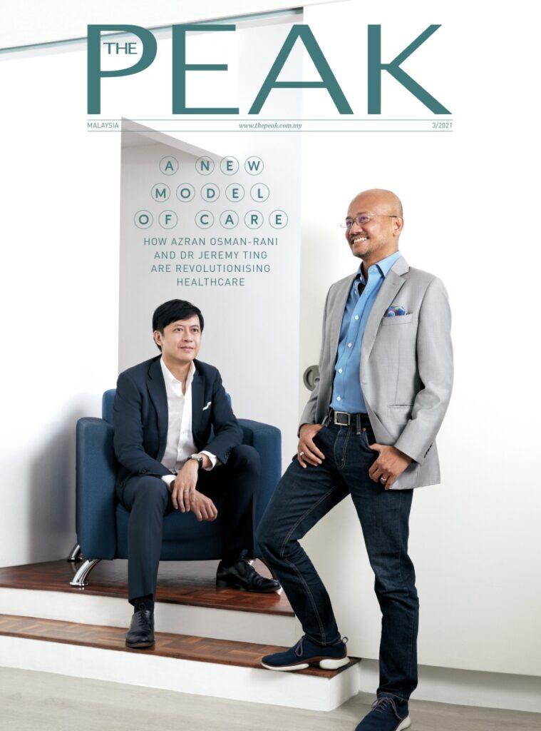 The Peak Malaysia Latest Cover